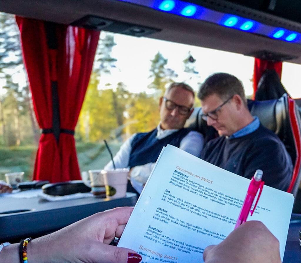 Konferensbuss Smålandsbussen