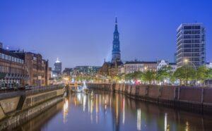 Hamburg hamn