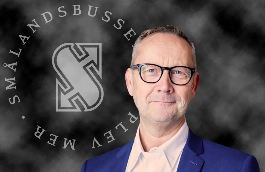 Christer Eriksson Smålandsbussen