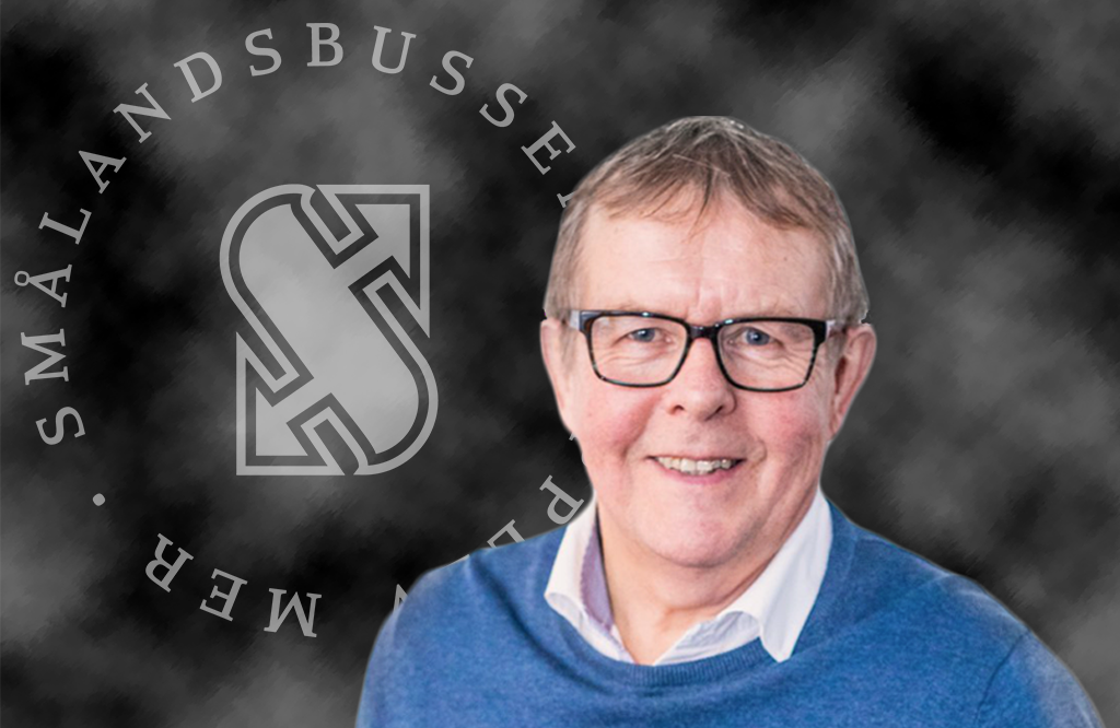 Nisse Karlsson Smålandsbussen